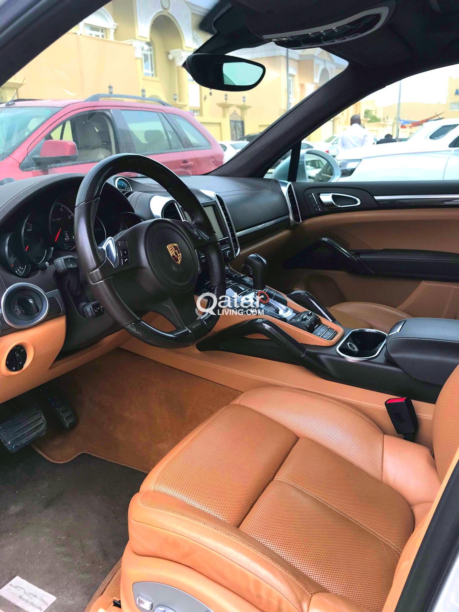 Porsche Cayenne Turbo 2012