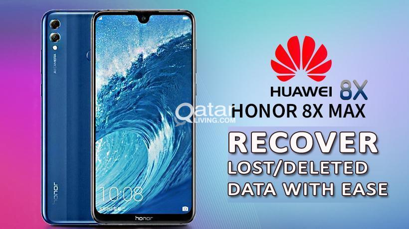 3 DAYS USED HUAWEI HONOR 8X MAX FOR URGENT SALE | Qatar Living