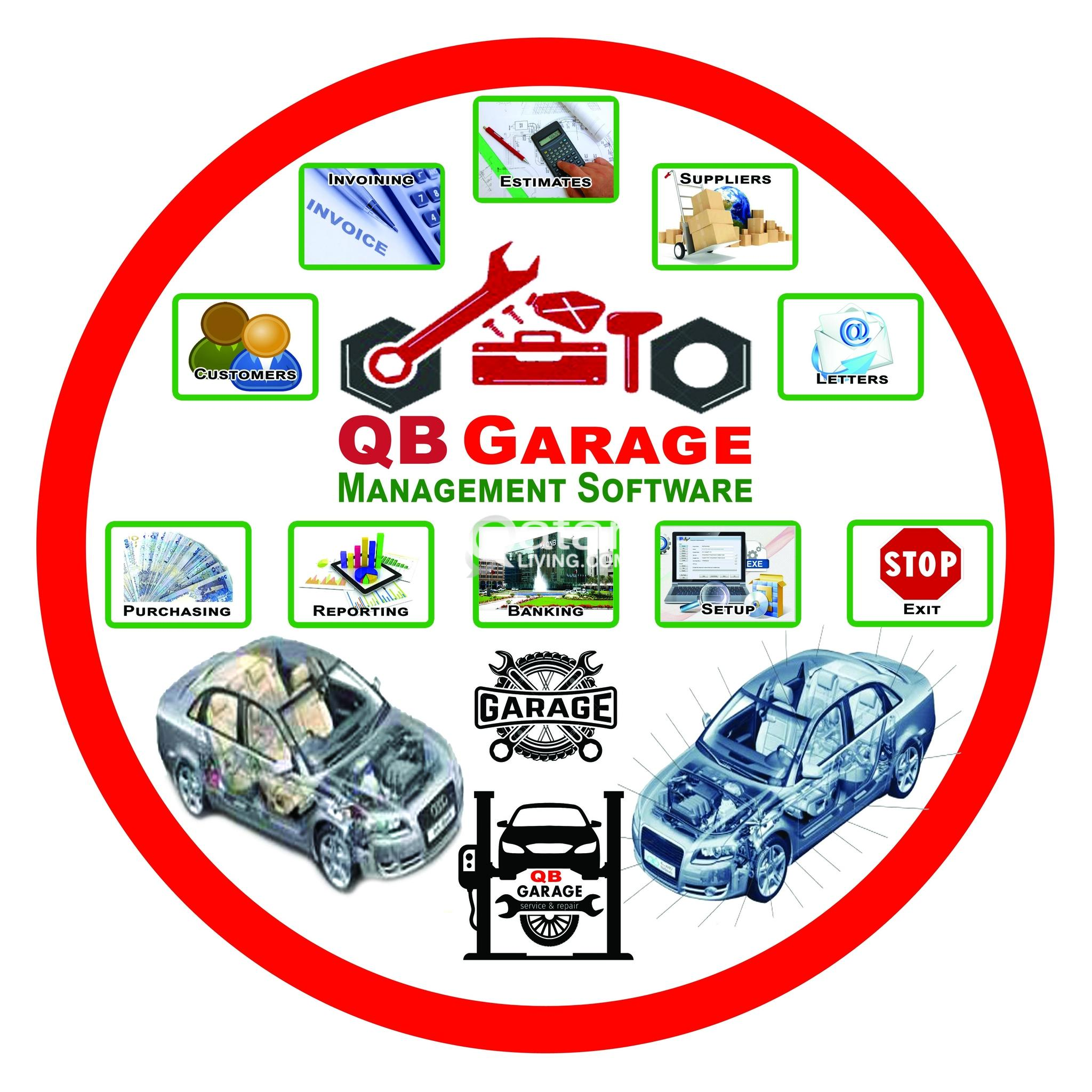 QB Garage  Software