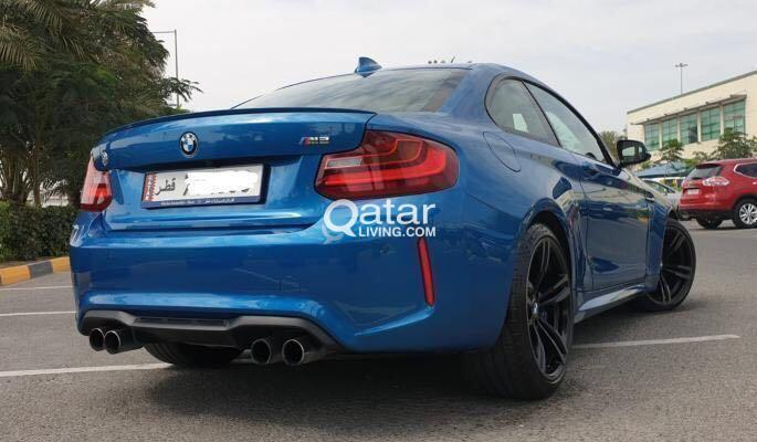 BMW M2 V6 2017- Under warranty and service package