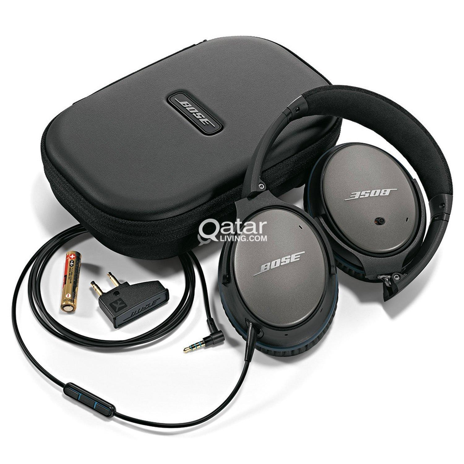 10a2a66ff17 Bose QuietComfort 25 Acoustic Noise Cancelling Headphones | Qatar Living