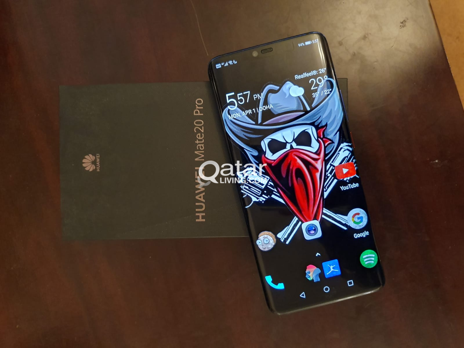Huawei mate 20 Pro Twilight for sale