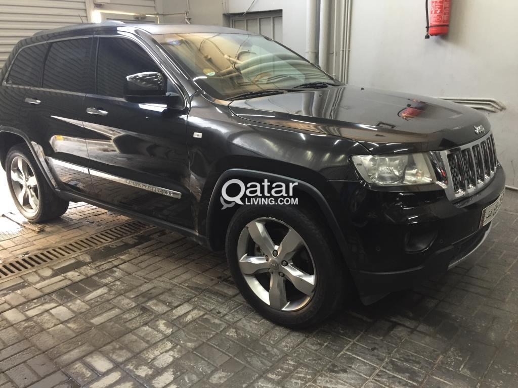 Jeep Grand Cherokee Overland 2012(Final Exist Price)