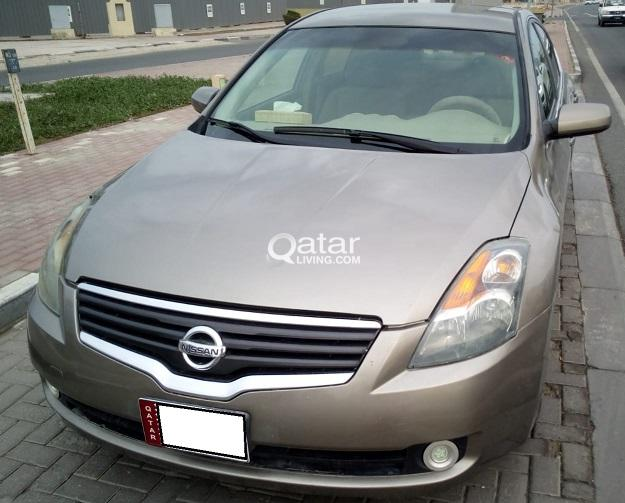 Nissan Altima for Sale | Qatar Living