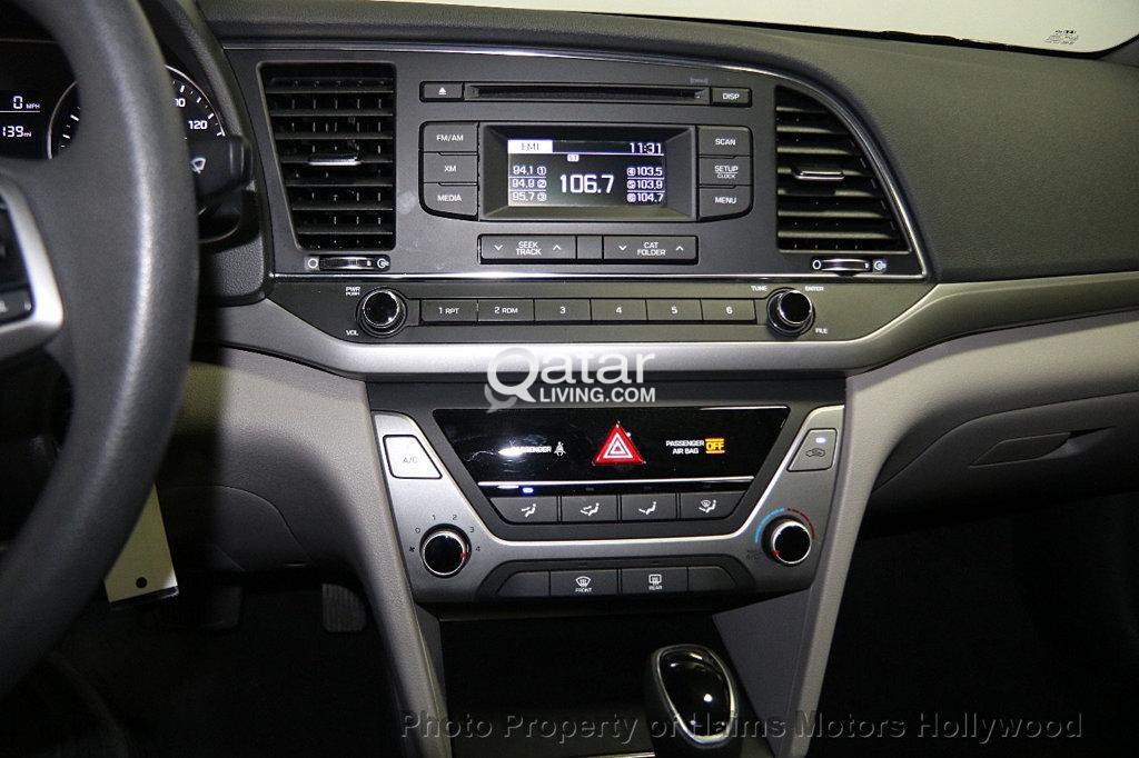 Car DVD Radio Player for Hyundai Elantra Model 2017-2018