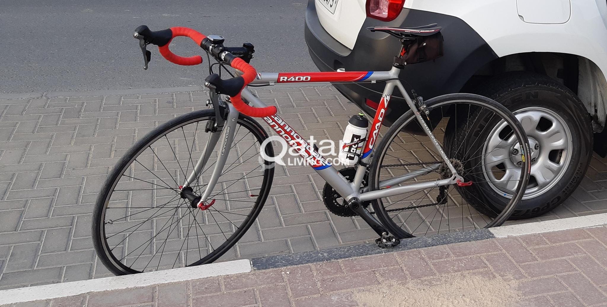 2c016ee37f8 Cannondale CAAD 4 (Handmade in USA) size 52   Qatar Living