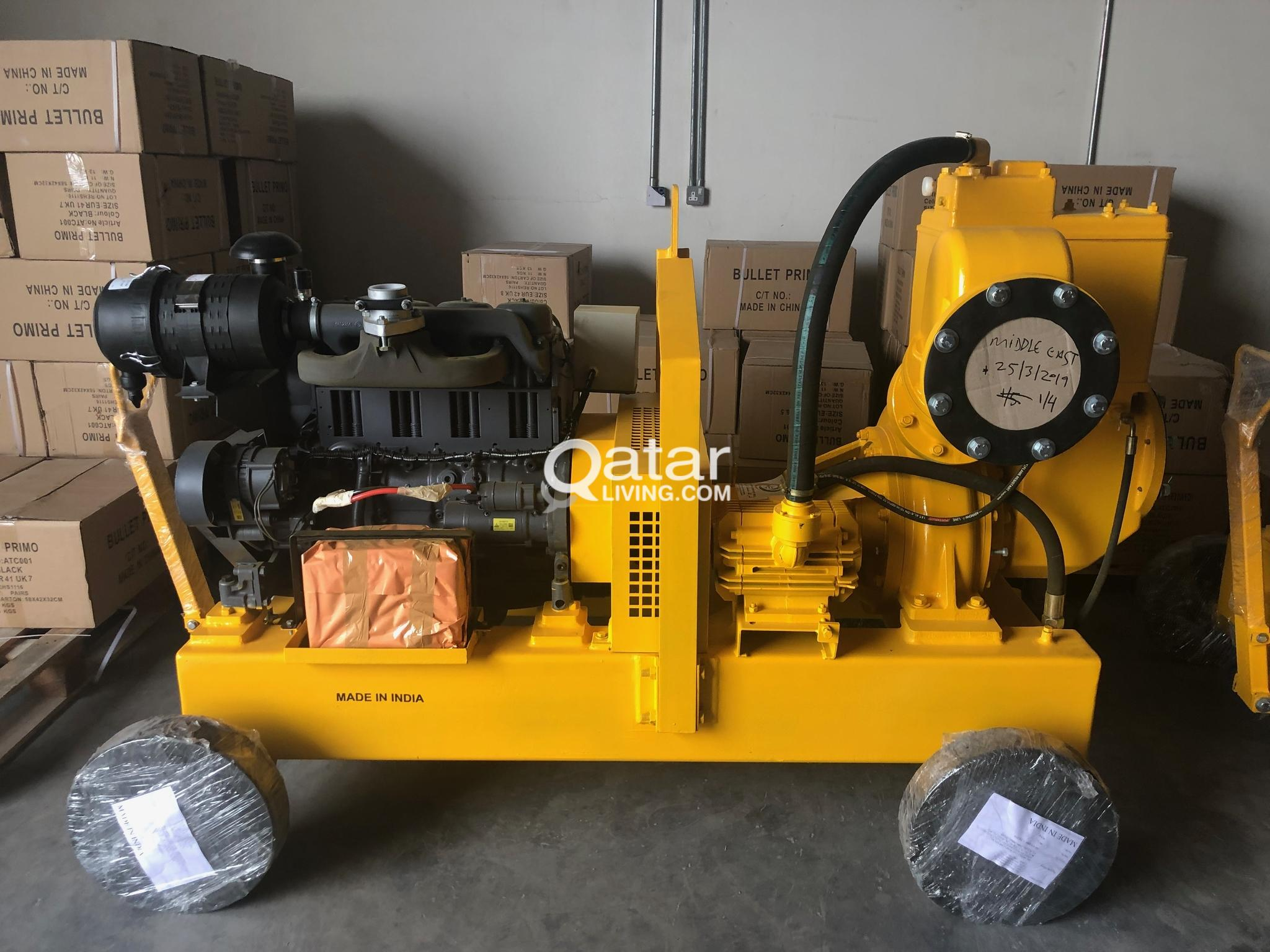 Pump for Rental & Sale - (Dewatering/Submersible)   Qatar Living