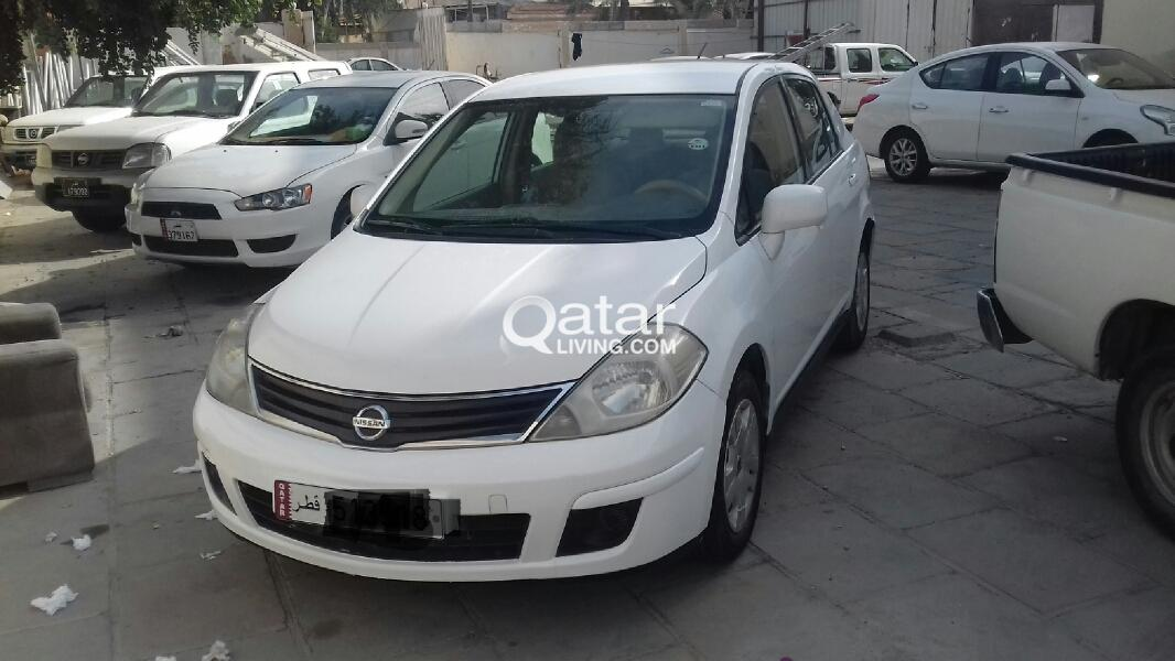 Nissan Tida 2012 for sale @ 11000 QR only | Qatar Living