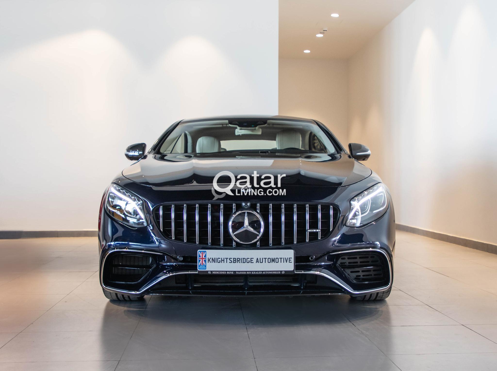 2019 Mercedes S63-AMG