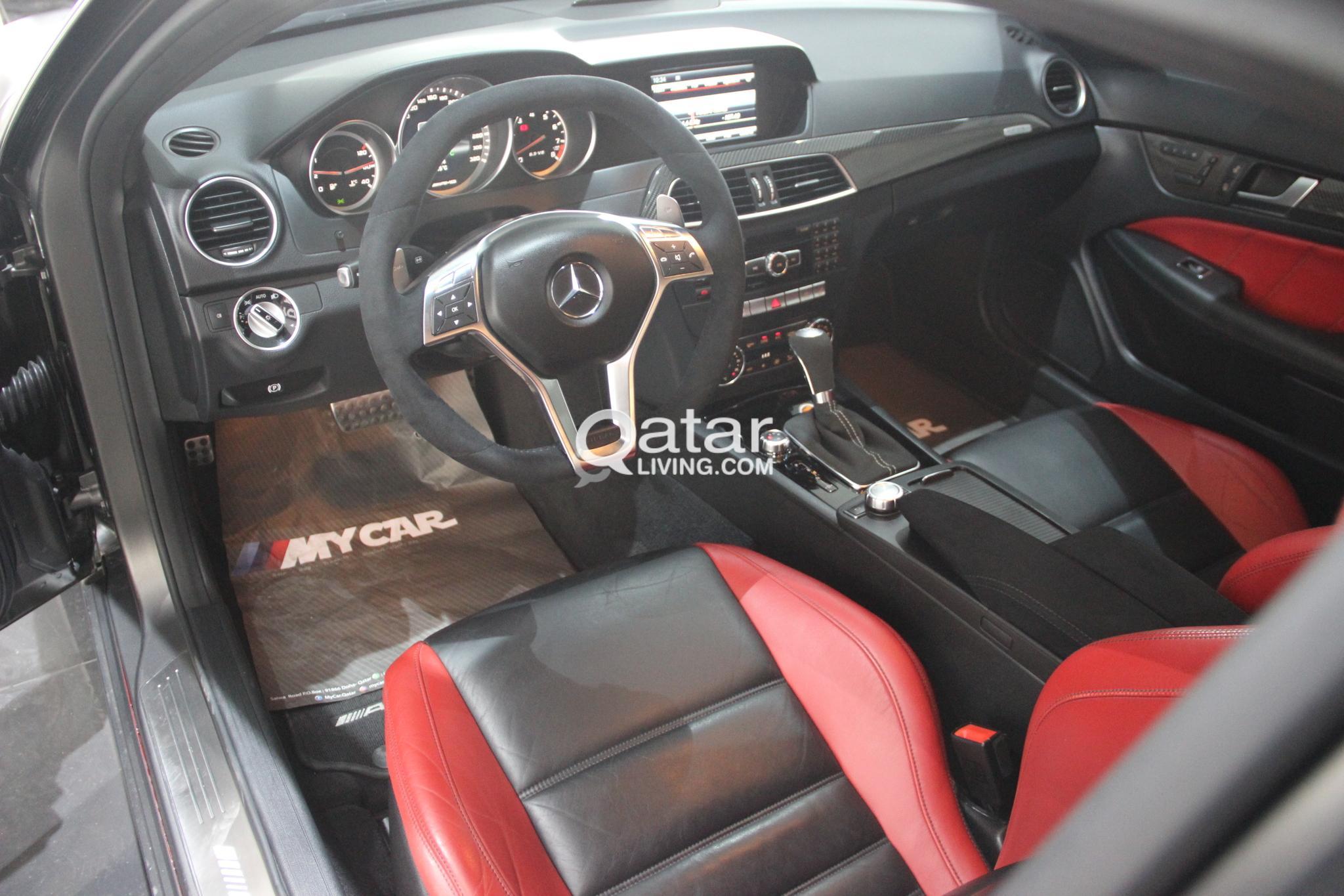 Mercedes C63 AMG 2013
