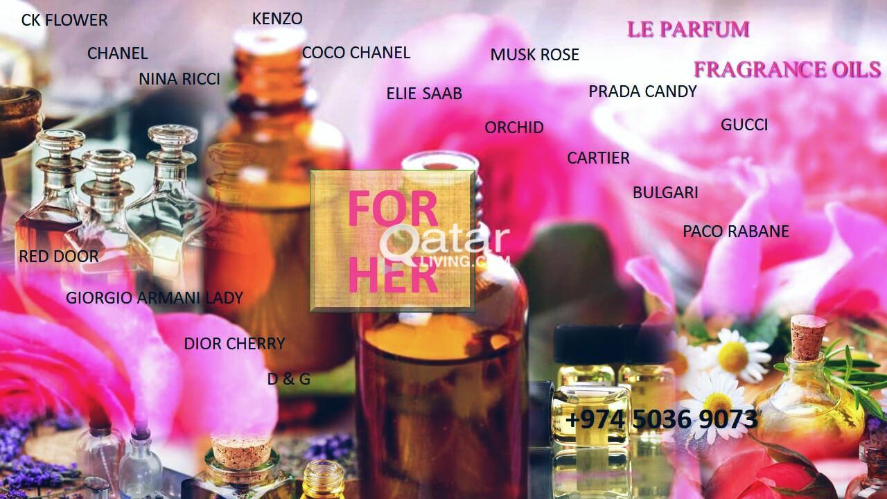 Le Parfum Fragrance Oils Perfumes To Aromatisé Your Life