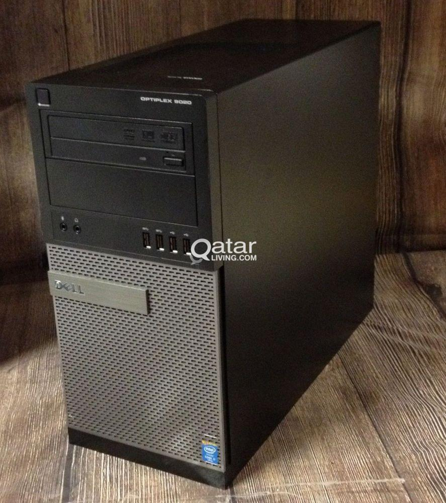 DELL OPT 9020-i7-16GB-RAM-1TB HDD-23""