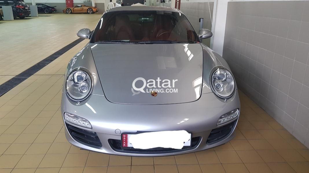 Porsche carrera 2009