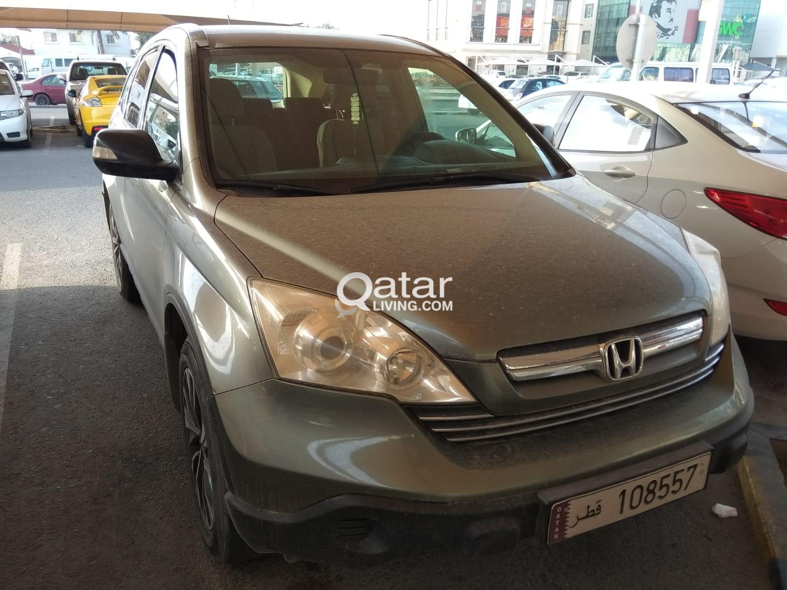 Honda Cr V 2007 For Sale Qatar Living
