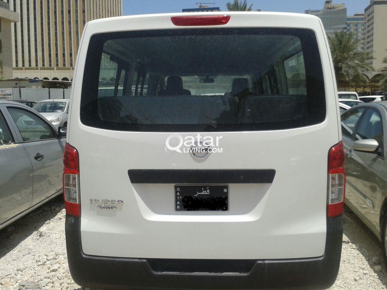 Nissan Urvan 2014 for SALE