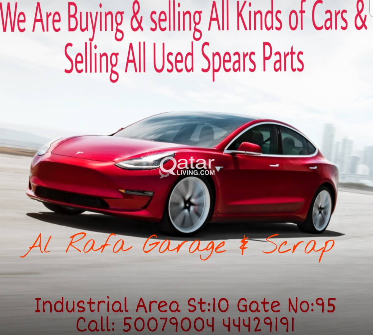 Car Sale and Buy