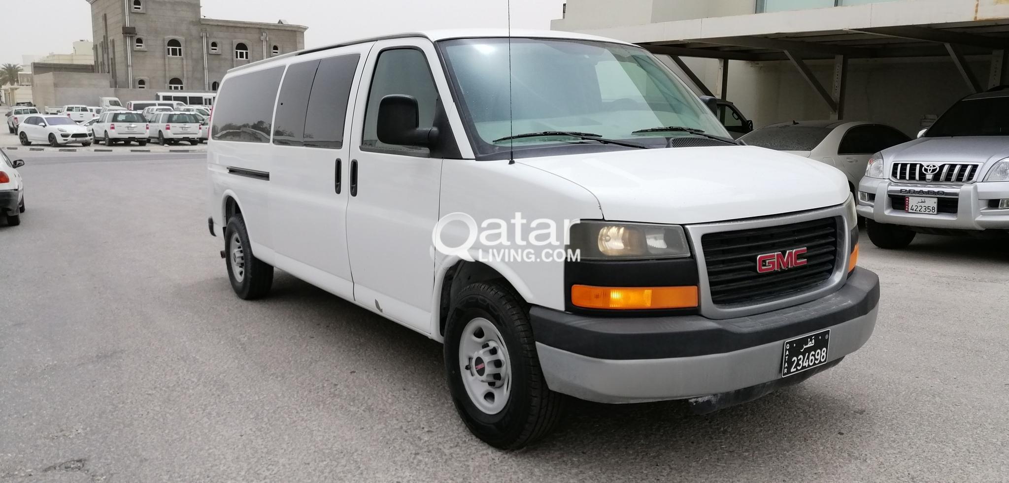 GMC Savana Van 15STR/2012