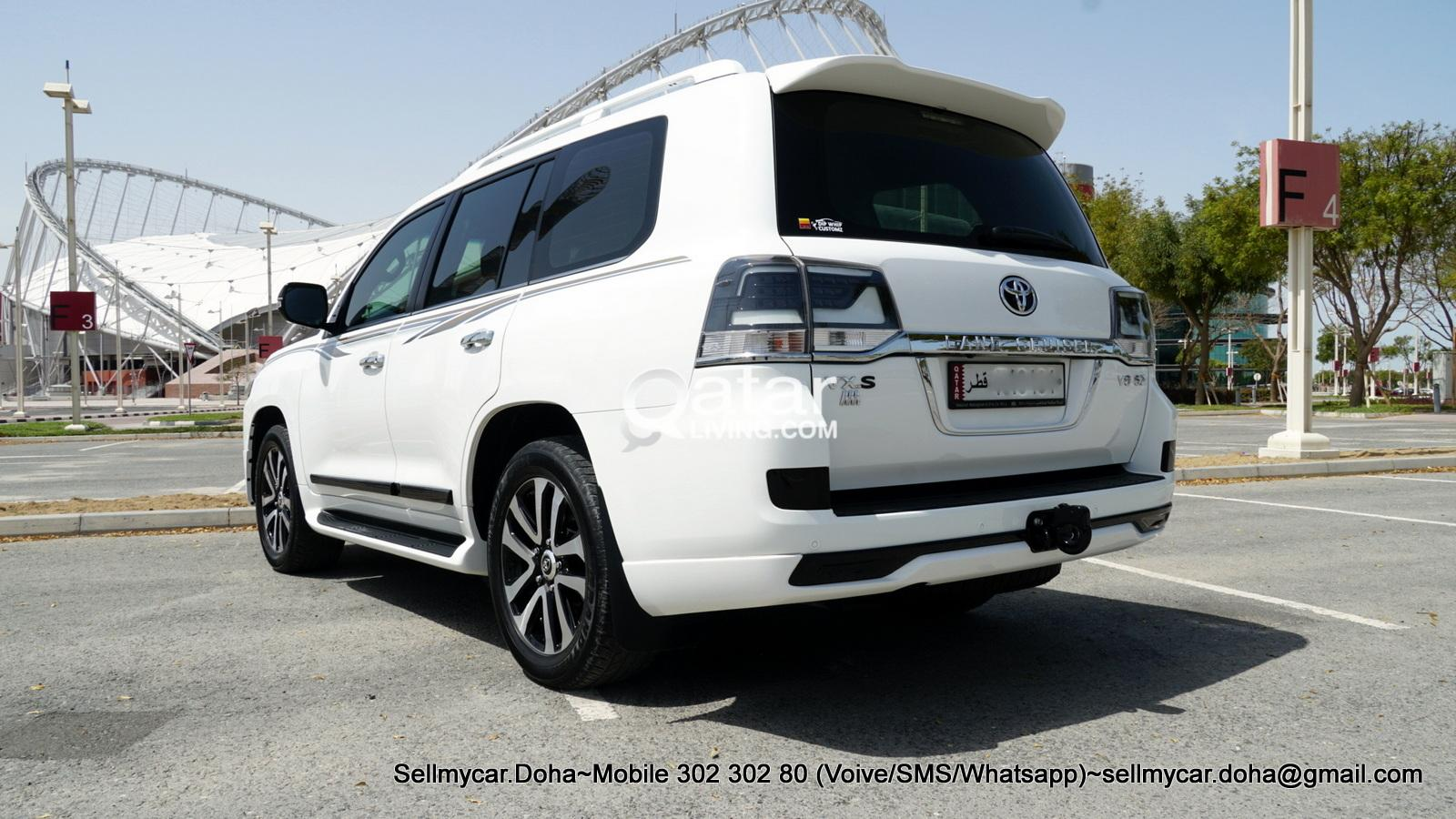 2017 Toyota Land Cruiser VXS (Many More Photos Available)