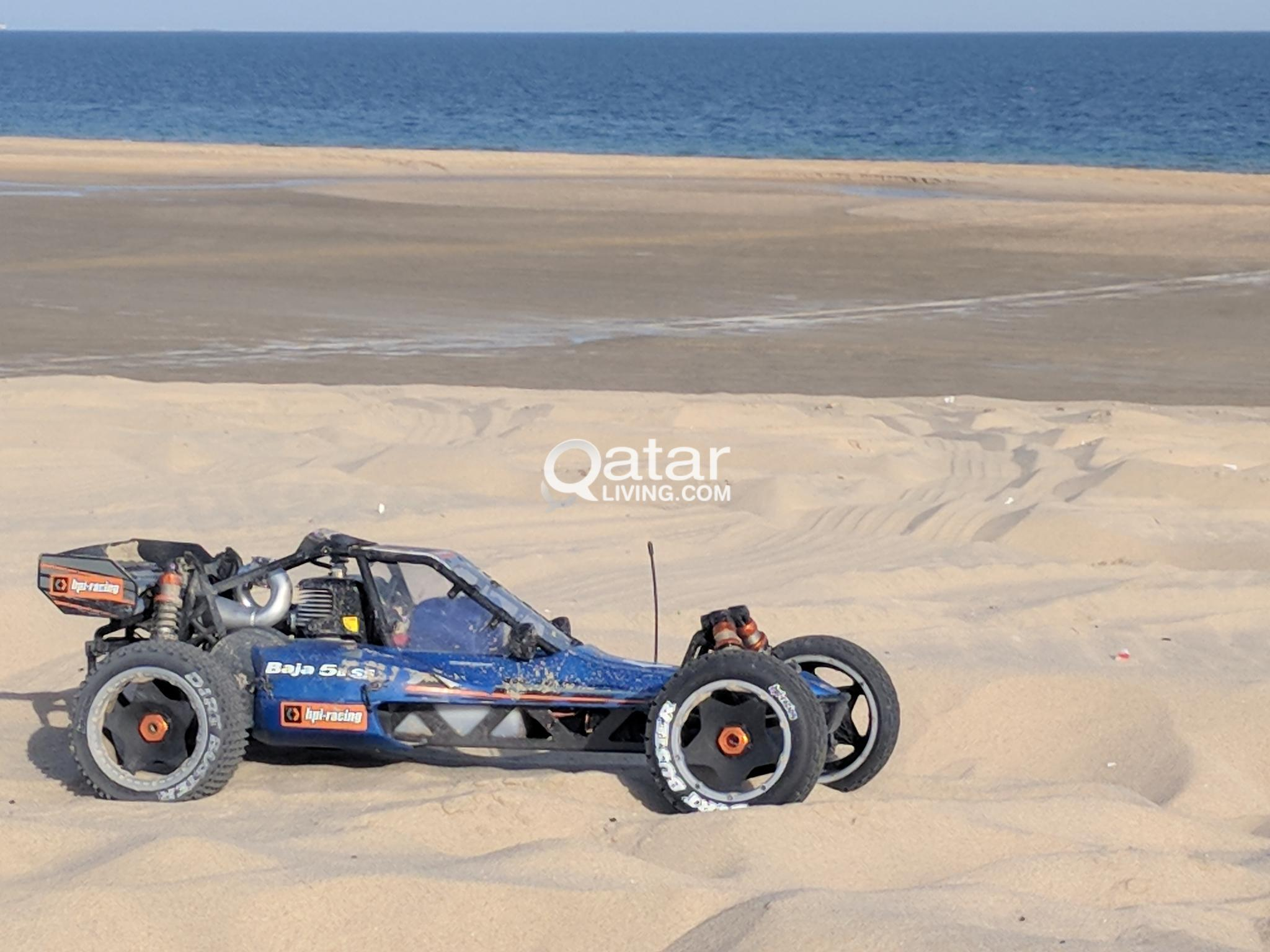 Genuine HPI Baja 5B SS kit version + upgrades | Qatar Living