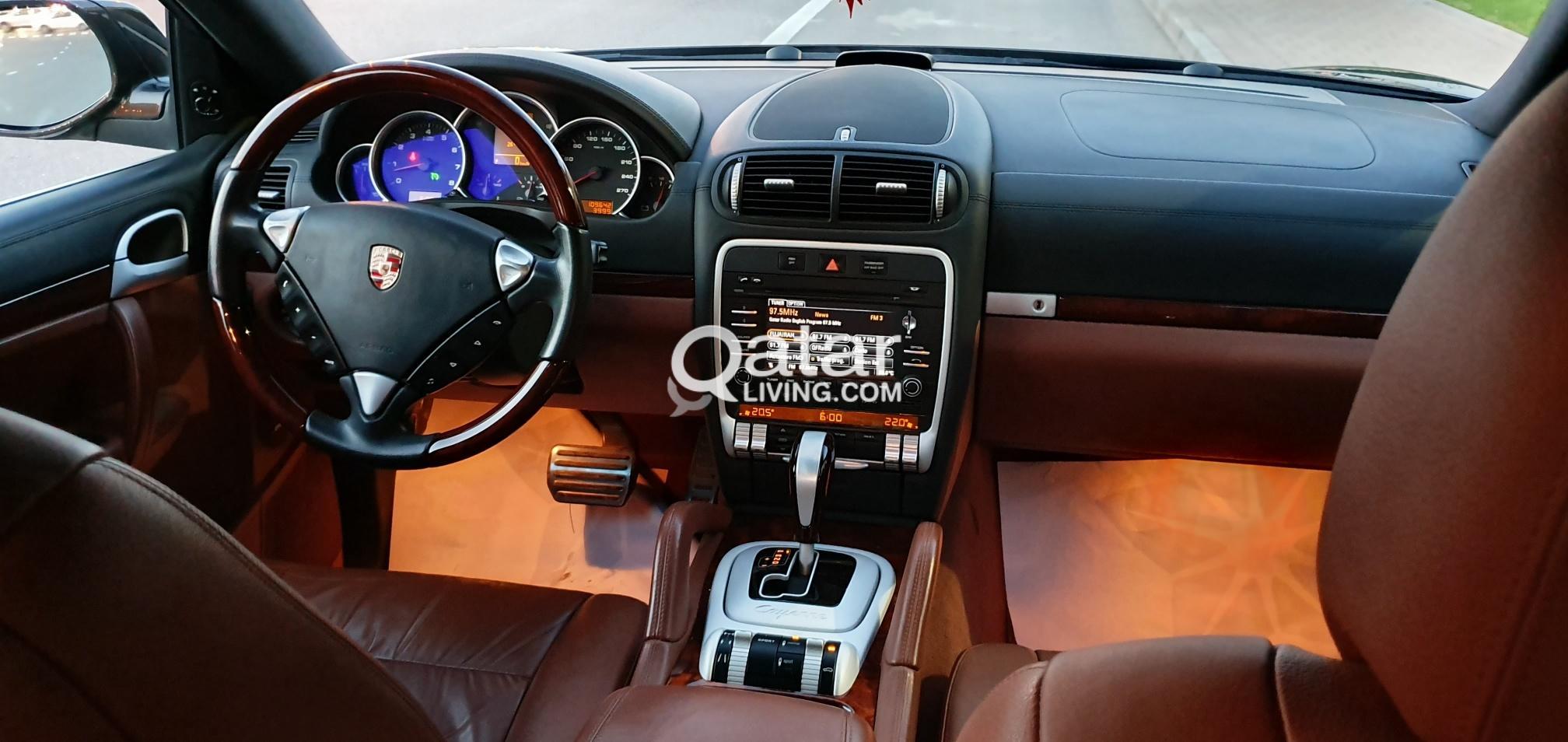 Porsche Cayenne S V8 2009 QR45,000