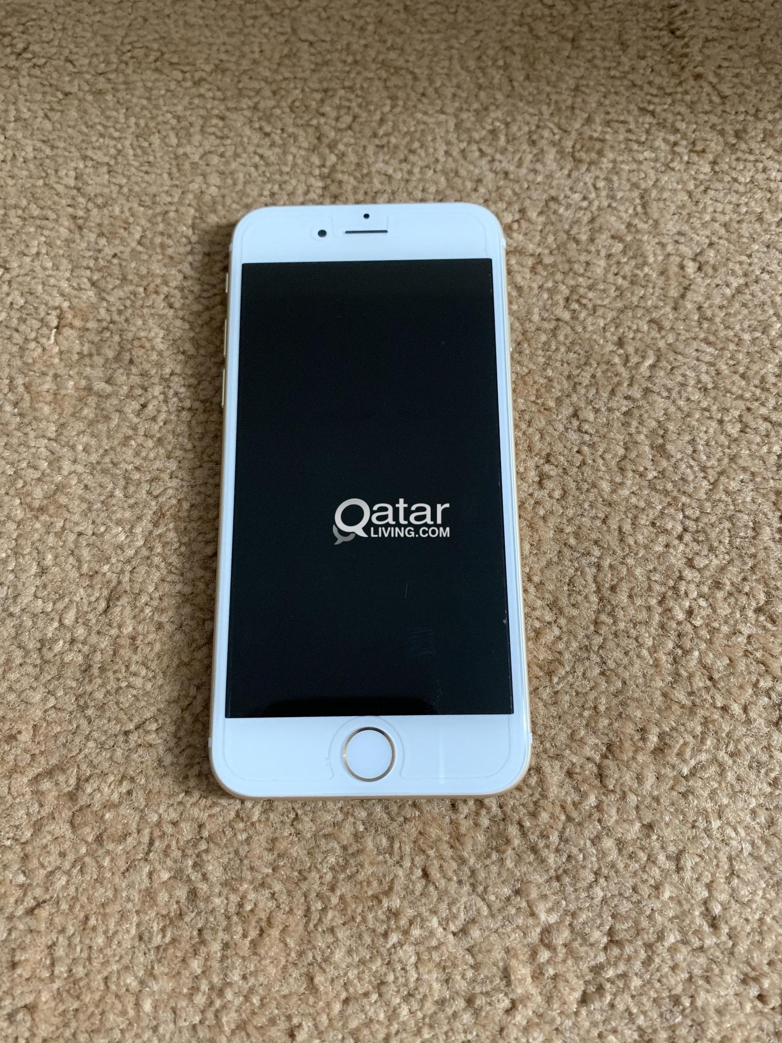 iPhone 6 Silver 64 GB (Like New)
