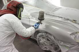 SALOON CAR FULL BODY PROFESSIONAL PAINTING JUST FO