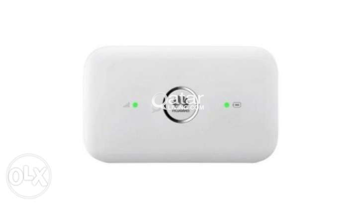 pocket router (with free UNLIMITED INTERNET) | Qatar Living