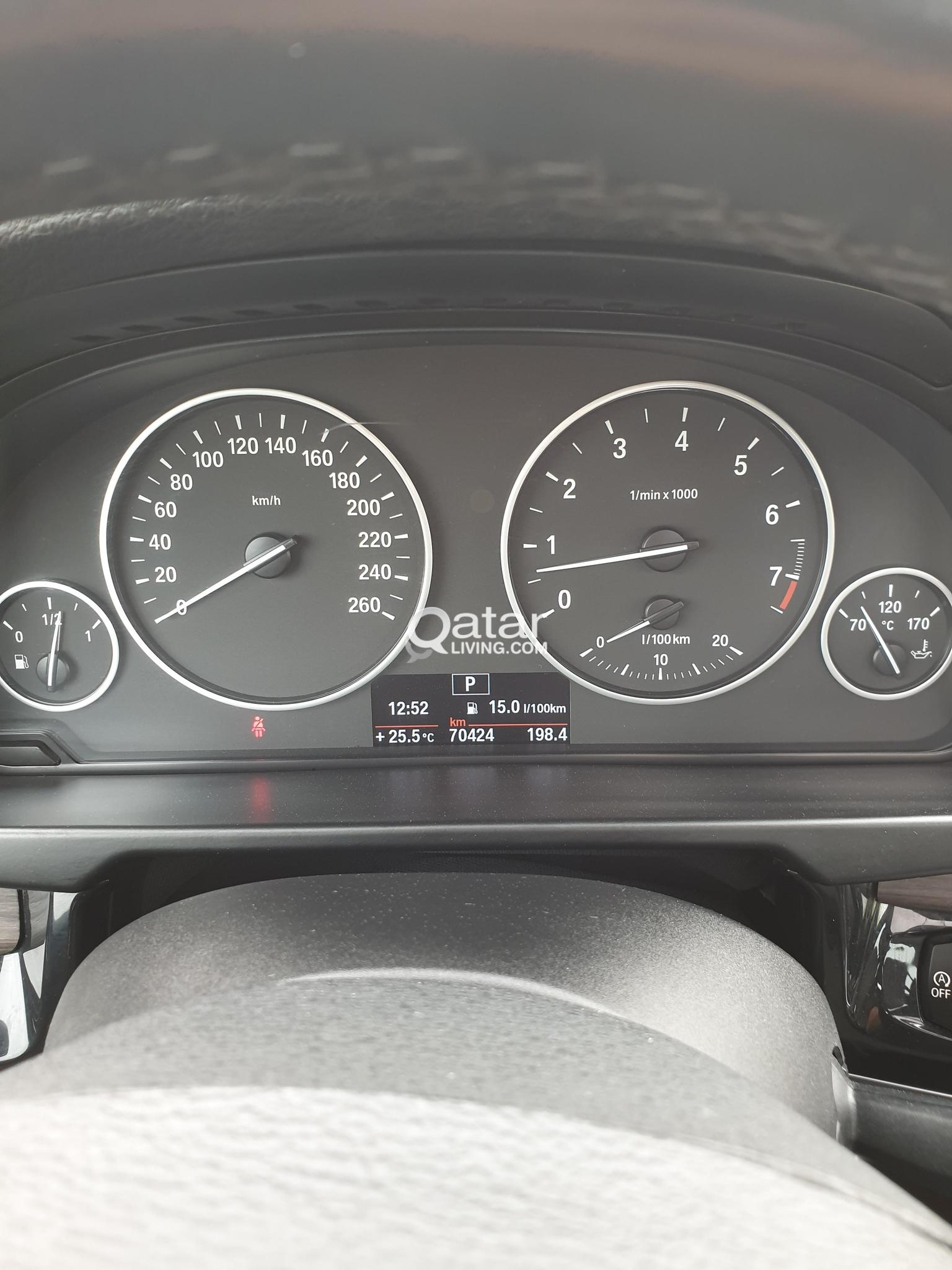 BMW x5 3.5i 2014 Excellent Condition