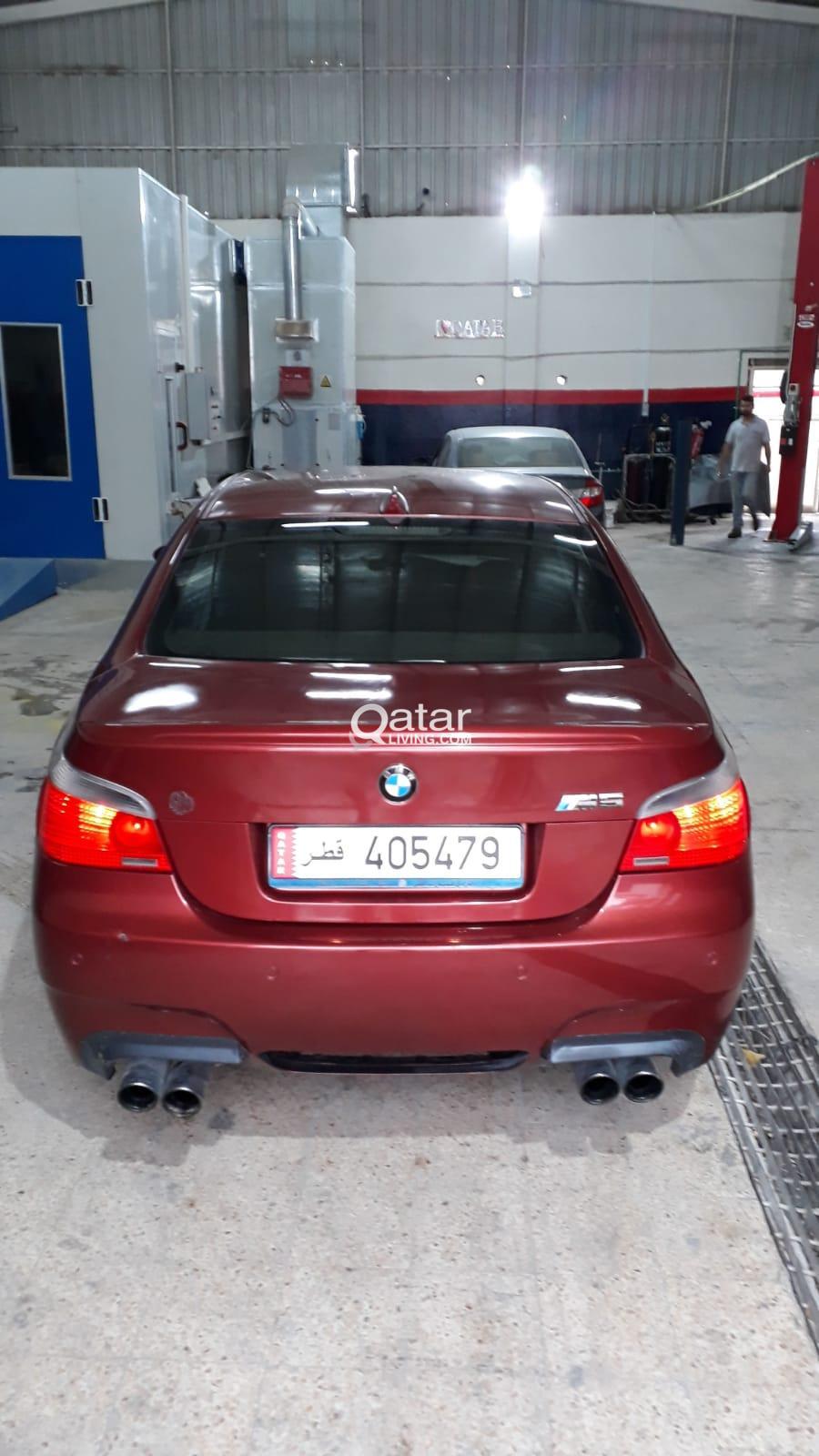 Bmw M5 Rare car