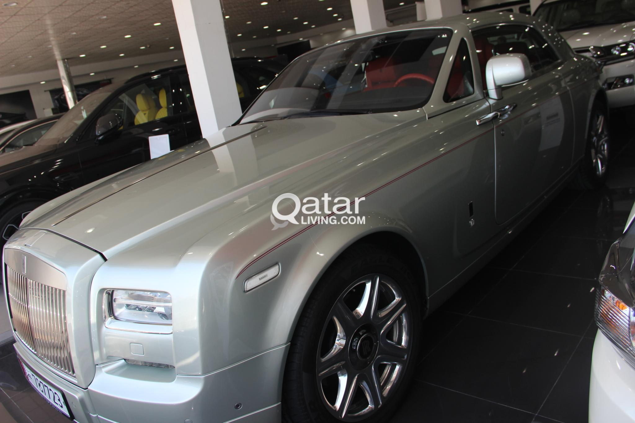 Rolls-Royce Phantom 2014