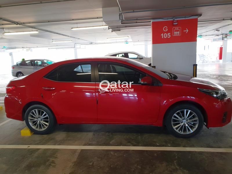 Toyota Corolla 2.0 2015 GLi Full Option