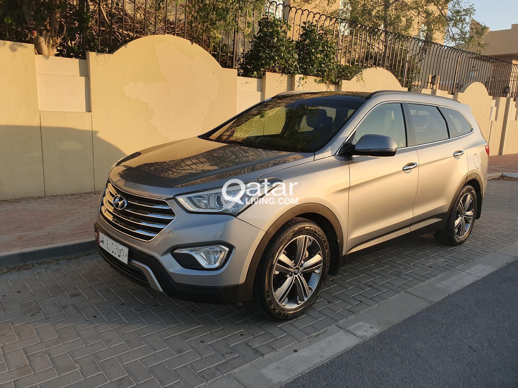 Fully Loaded Grand Santa Fe Lady Driver Qatar Living