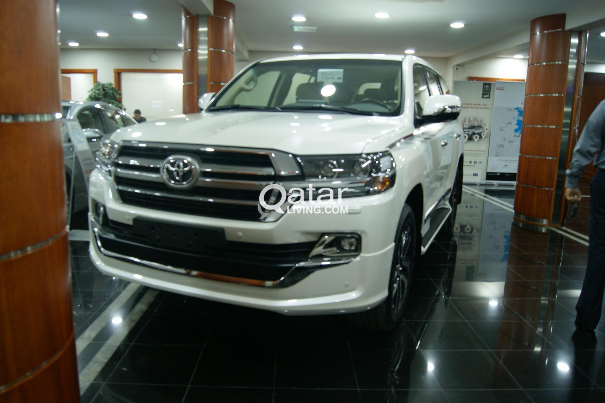 Toyota Land Cruiser V8 4600CC Model 2019