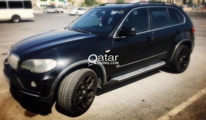 BMW X5 V8 Full Option 4.8i
