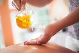 Traditional Ayurveda massage - Home Service