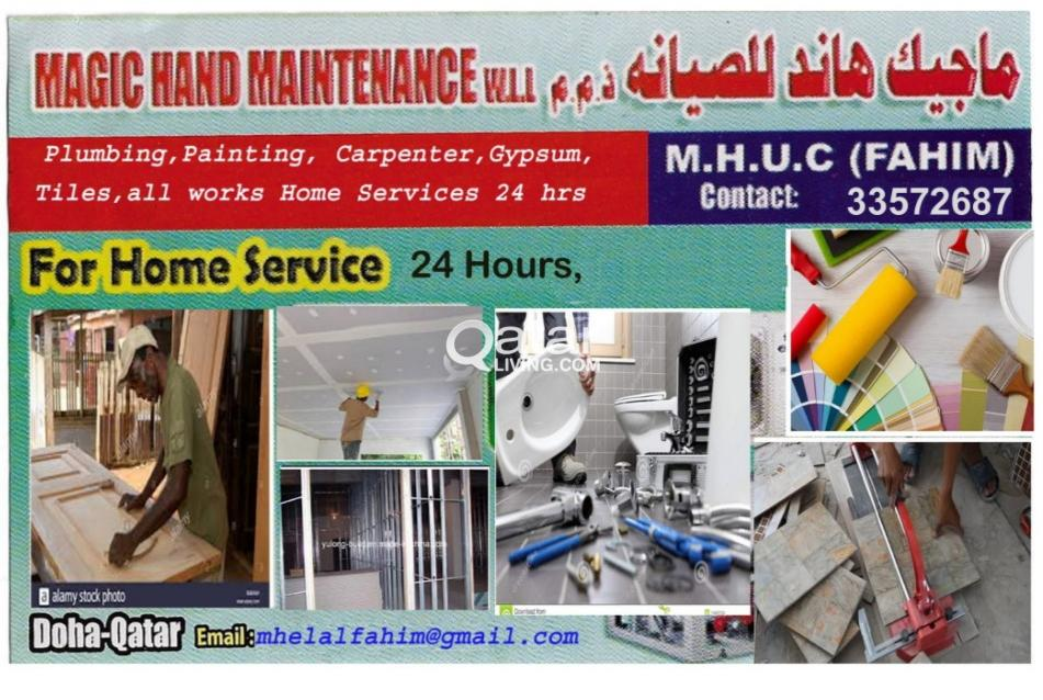Please call 70244547 A/C & ALL HOUSE MAINTENANCE.