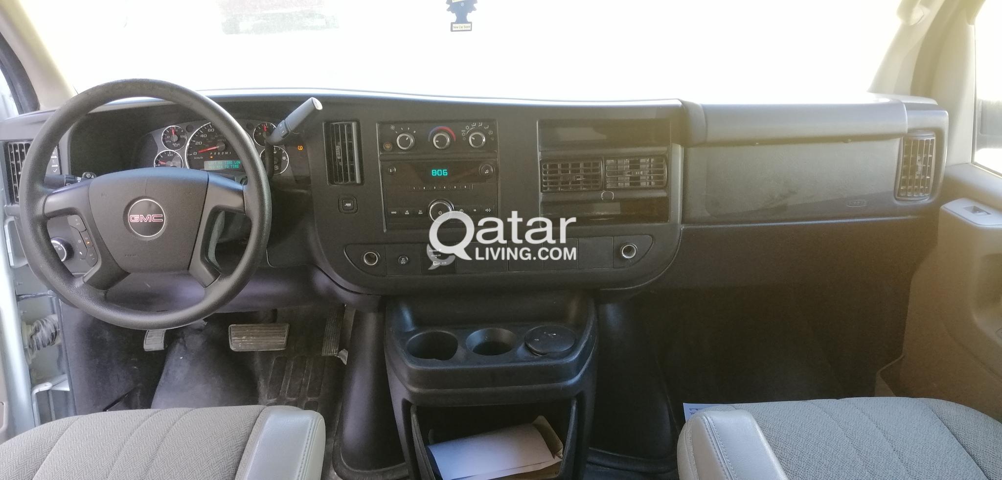 GMC Savana Van/15STR/2012