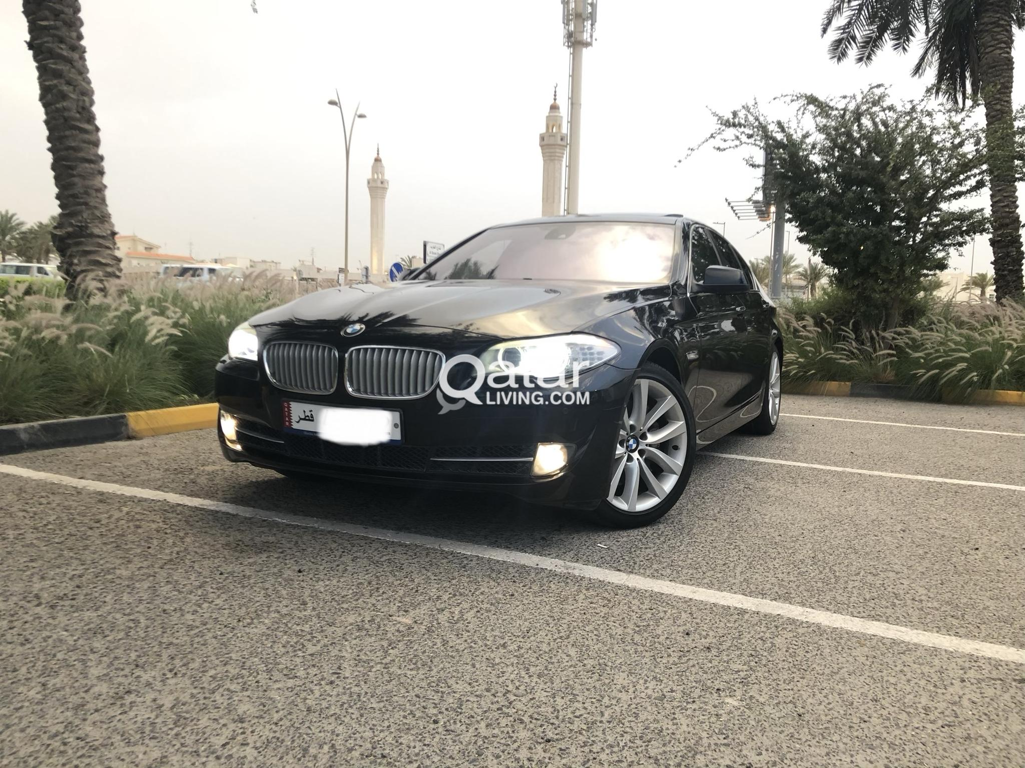 A Unique BMW 550i 2011