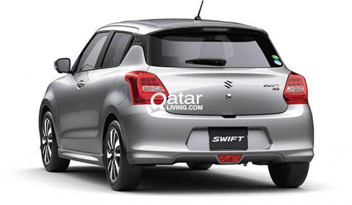 Suzuki Swift - 2019