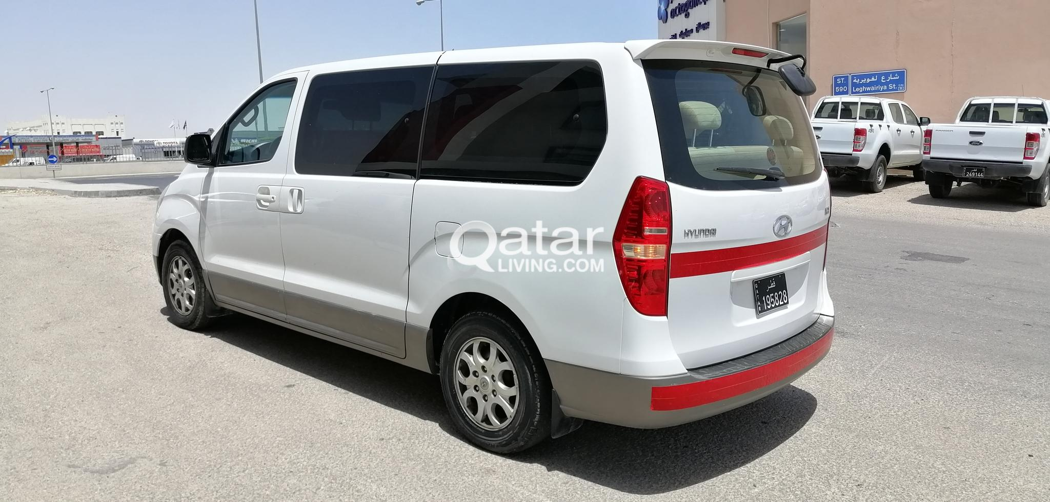 Hyundai H1 Van 12STR/2013