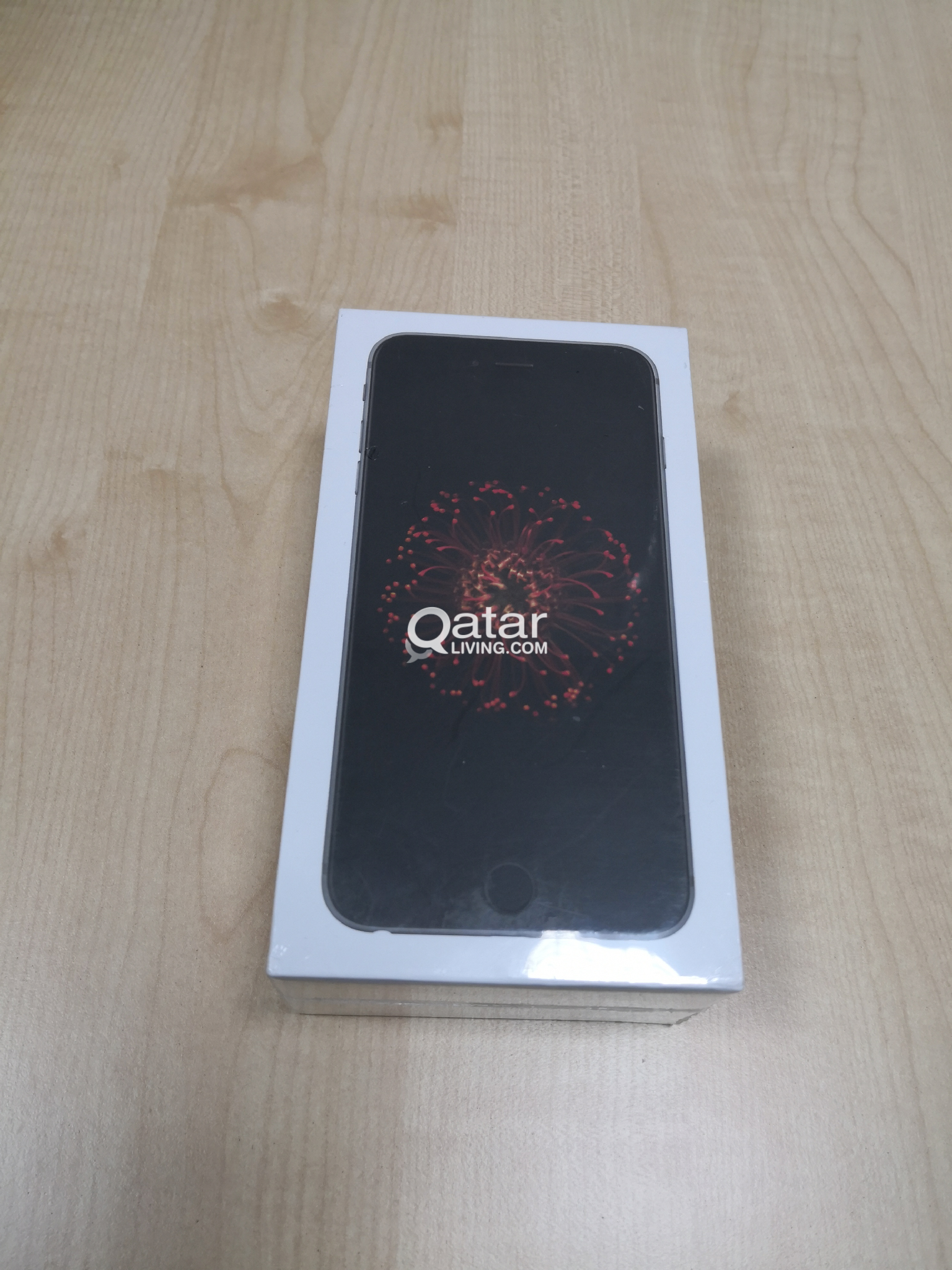I phone 6 plus 64 GB Black color Brand new