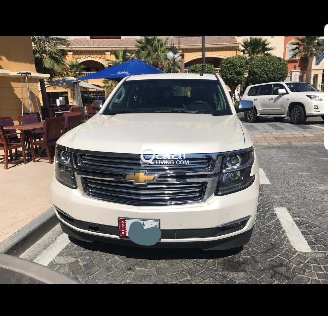 Chevrolet Tahoe 2015 - Perfect condition - Full Op