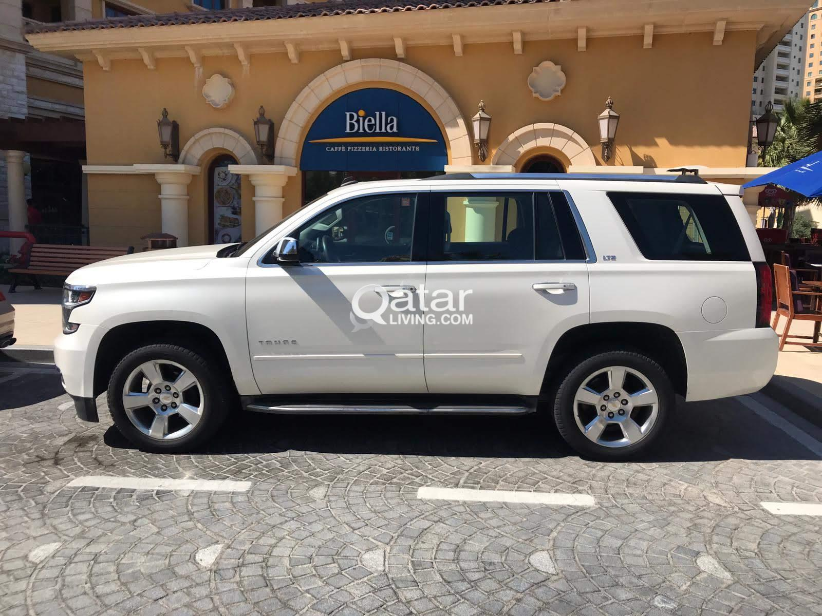 Chevrolet Tahoe 2015 - Perfect condition - Full Options