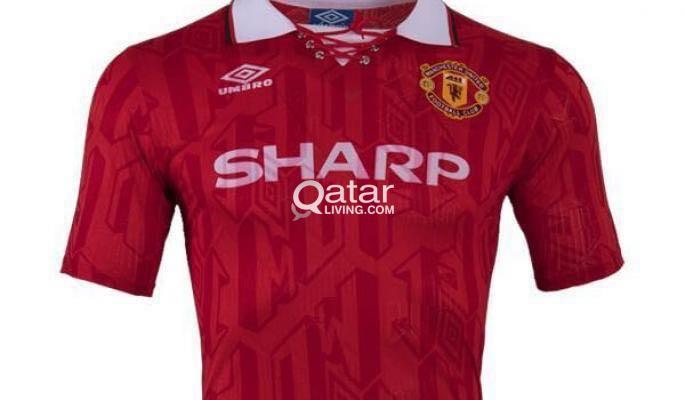 Manchester United Retro Jersey (New) | Qatar Living