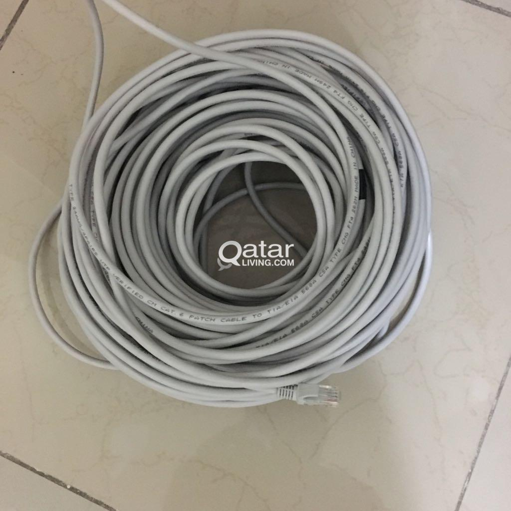 Unused Internet Cable for Sale