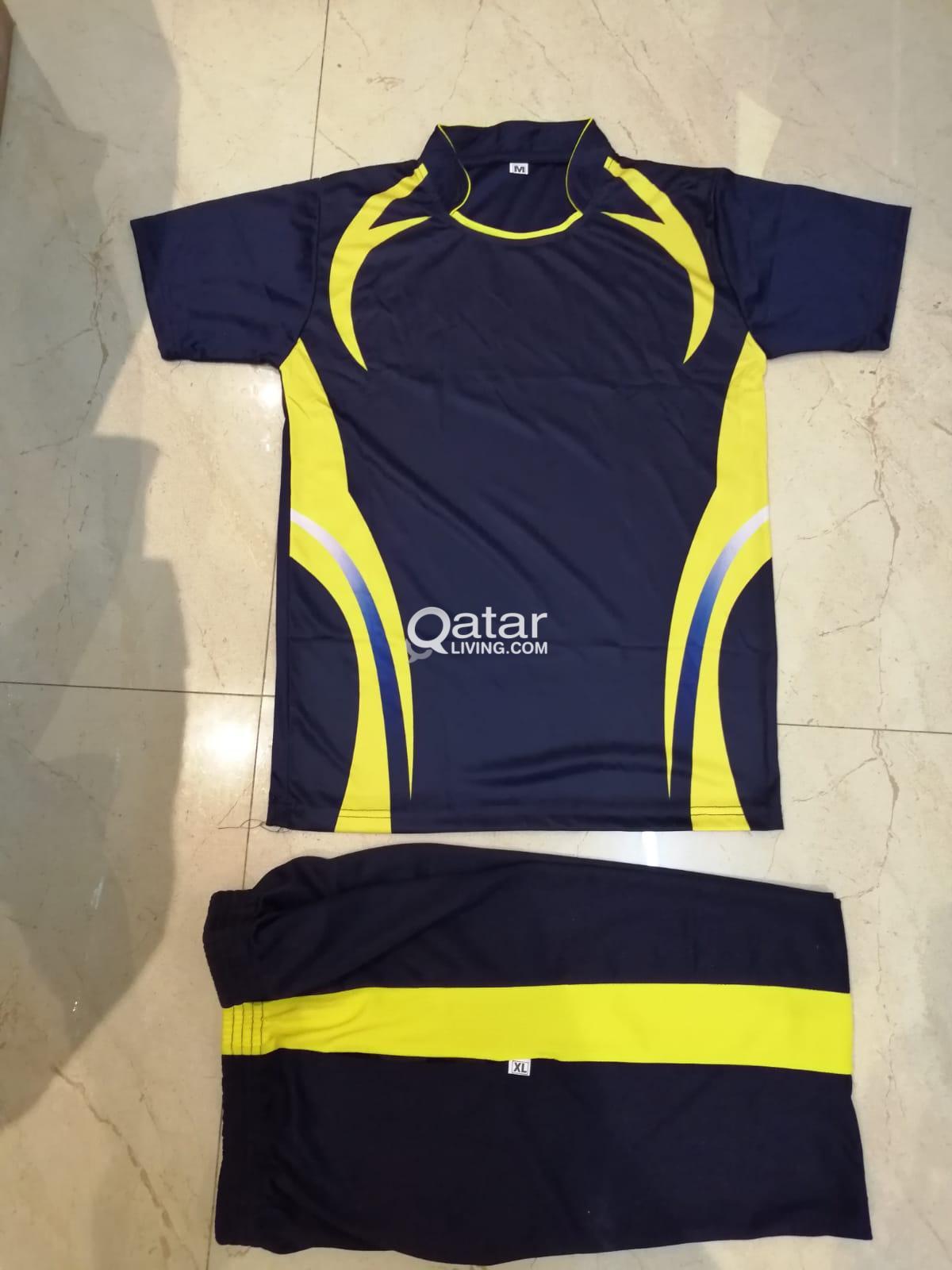 Sports kits | Qatar Living