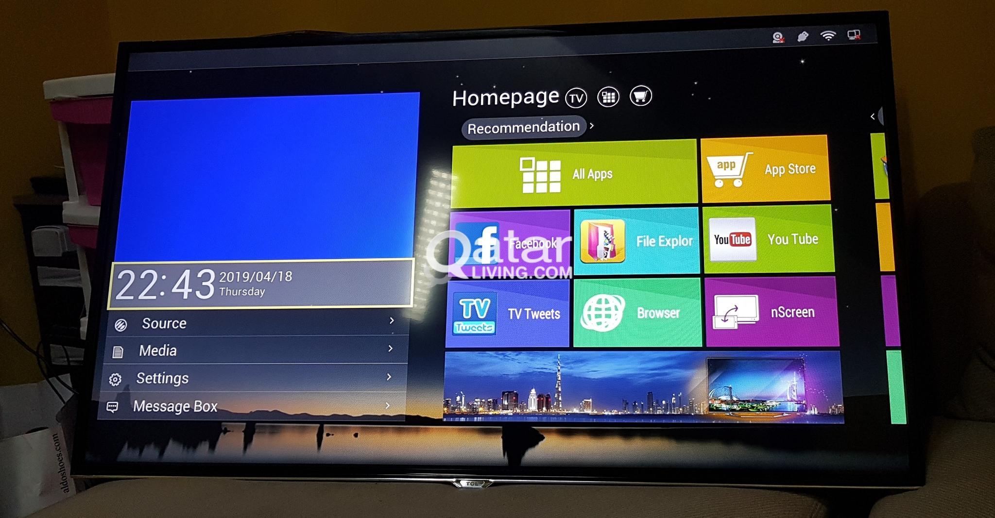 TCL Smart TV | Qatar Living