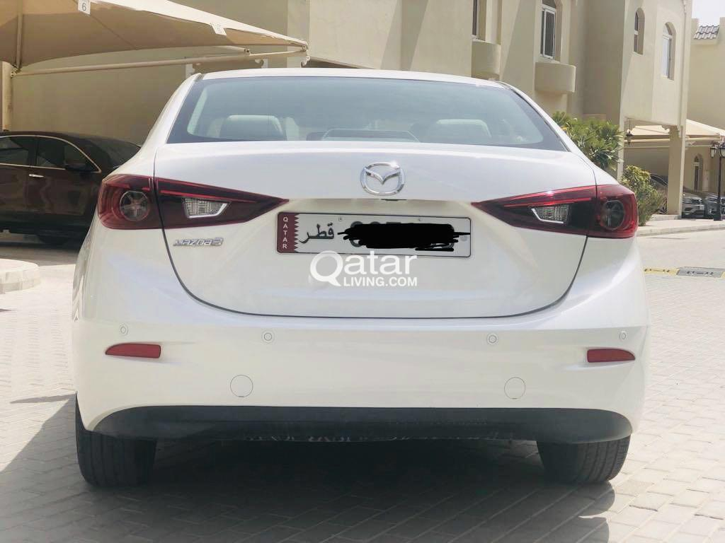 Mazda 3 in very good condition