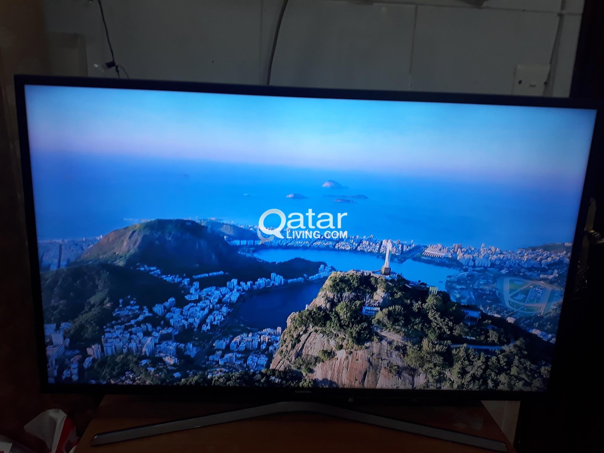 BIG OFFER SAMSUNG 4K UHD SMART TV 43 INCHES | Qatar Living