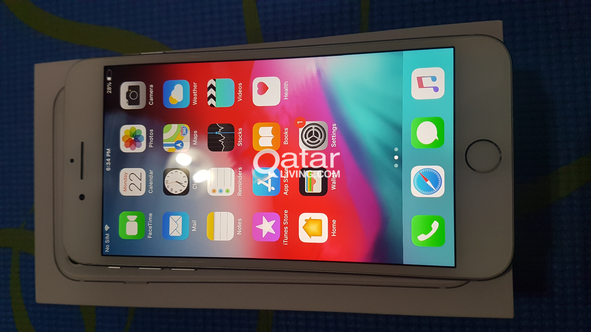 Iphone 8 plus 64GB | Qatar Living